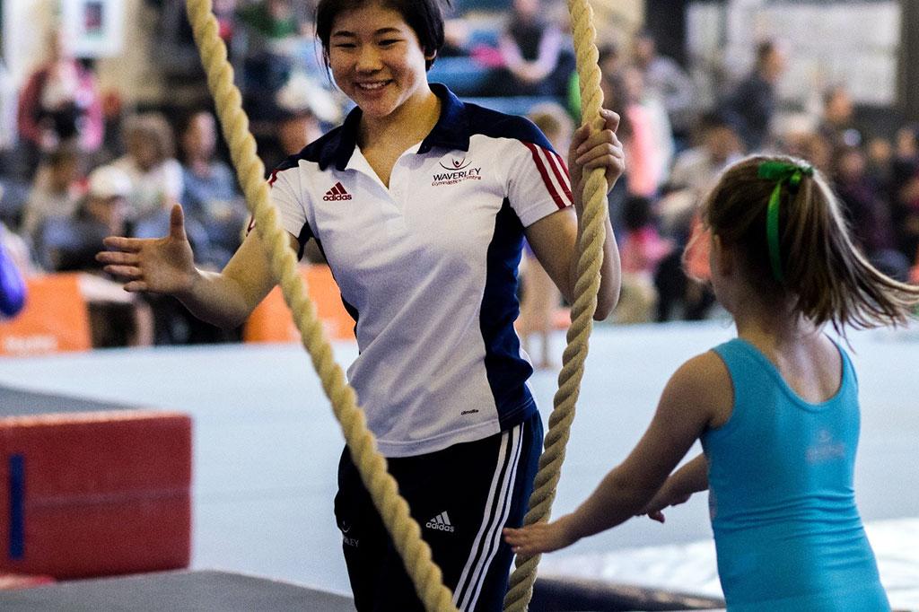 Become a coach like Alyssa Chau