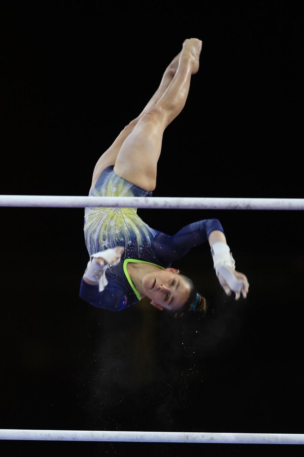 Kate McDonald - World Championships