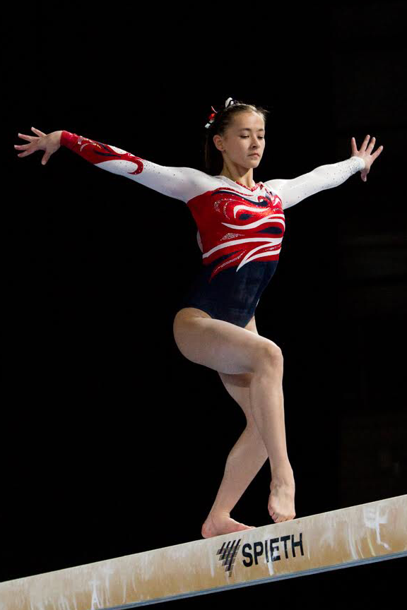 Rebekah Chen - Beam